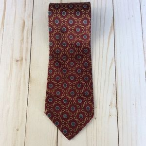Paola Gucci Silk Tie ~ Made in Italy